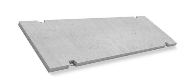 Аэродромные плиты ПАГ 18